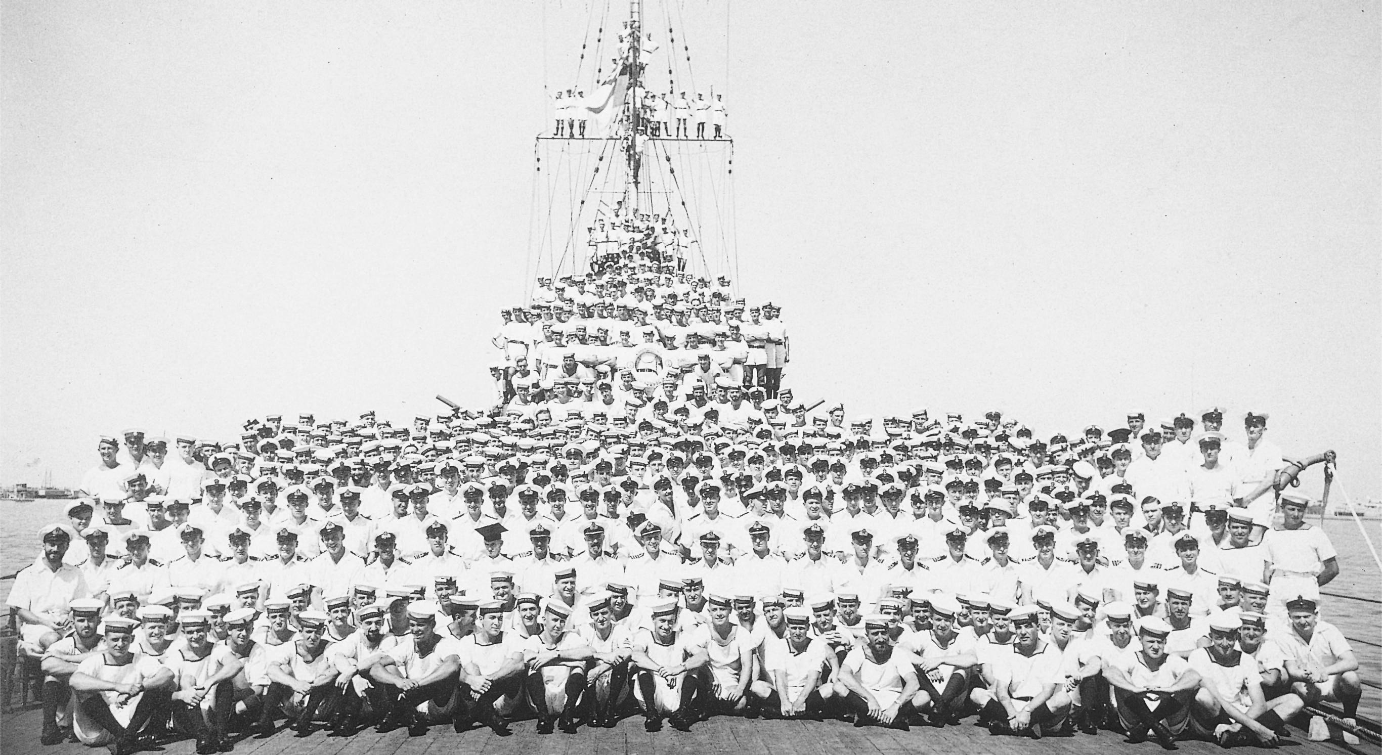 HMAS Sydney II Virtual Memorial - Honour Roll